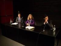 """Sofia Salas Participa en Debate """"Despenalización del Aborto en Chile, sus Causales y Posturas"""""""